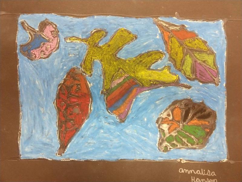 Leaf Art Thumbnail Image