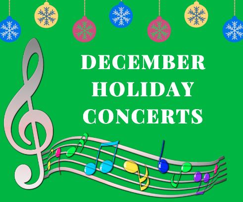 Holiday Concerts Logo