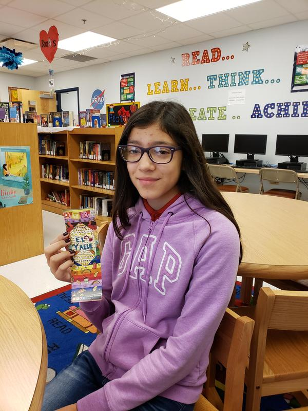 2019 Youth Creative Writing and Bookmark Design Contest WInner Featured Photo