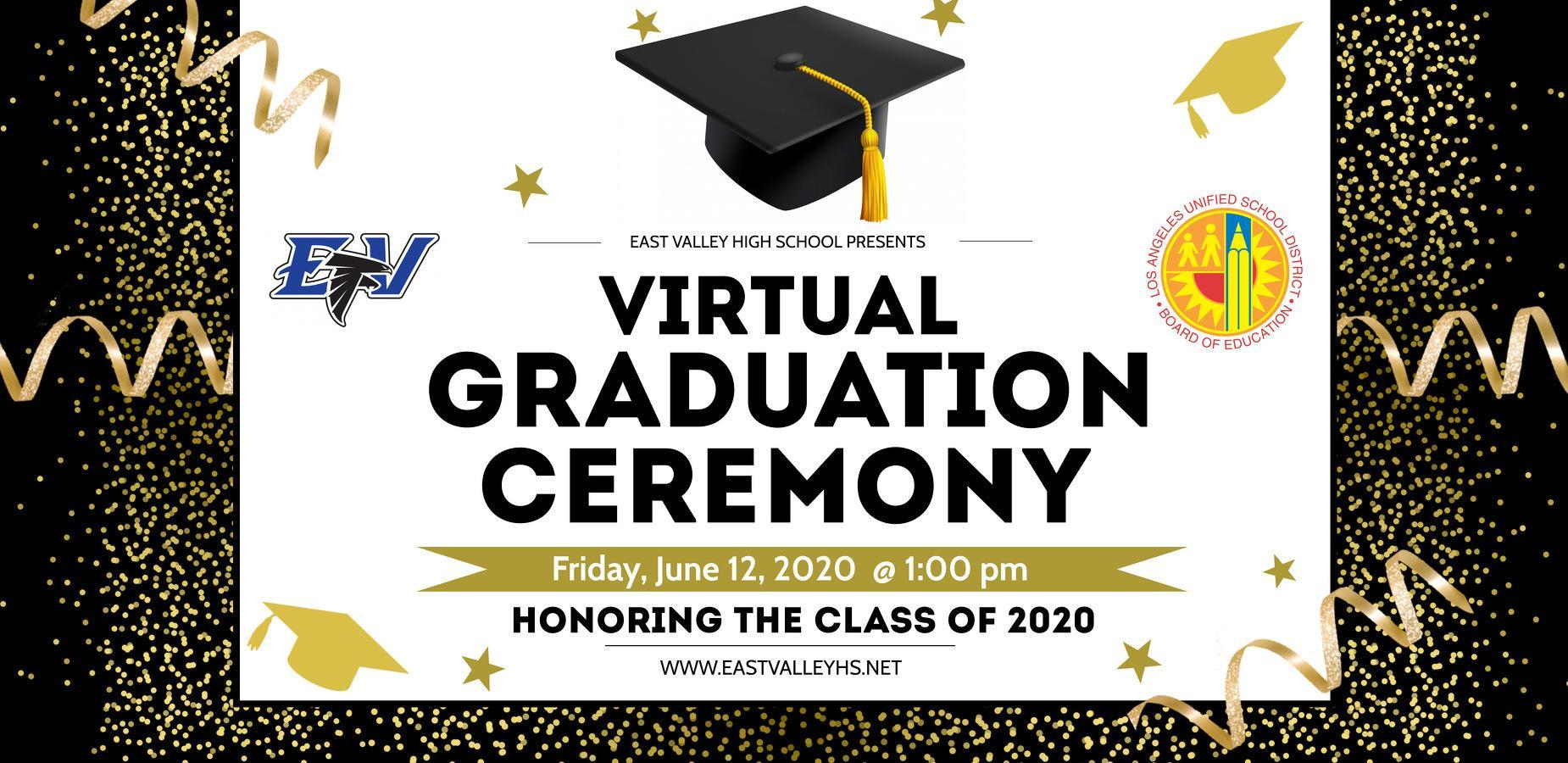 Graduation Announcement English