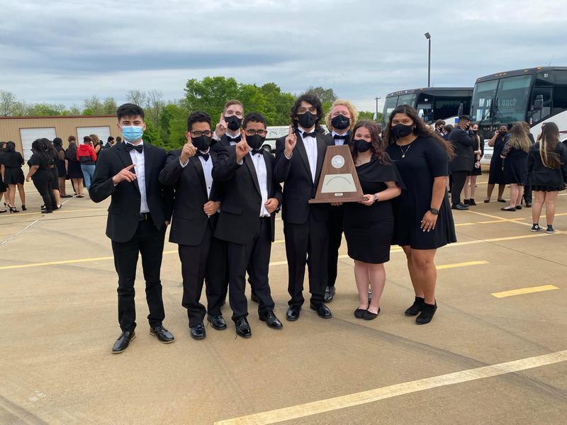 Diboll Lumberjack Band Makes School History Thumbnail Image