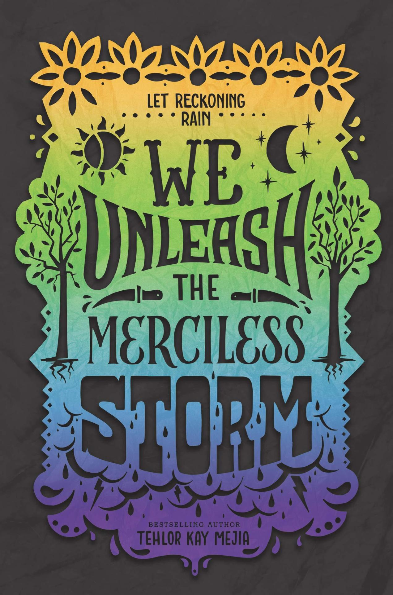 We Unleash The Merciless Storm Cover