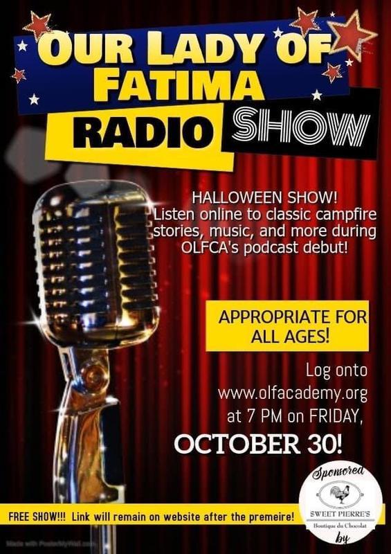 Halloween Radio Show _ Covid Safe School
