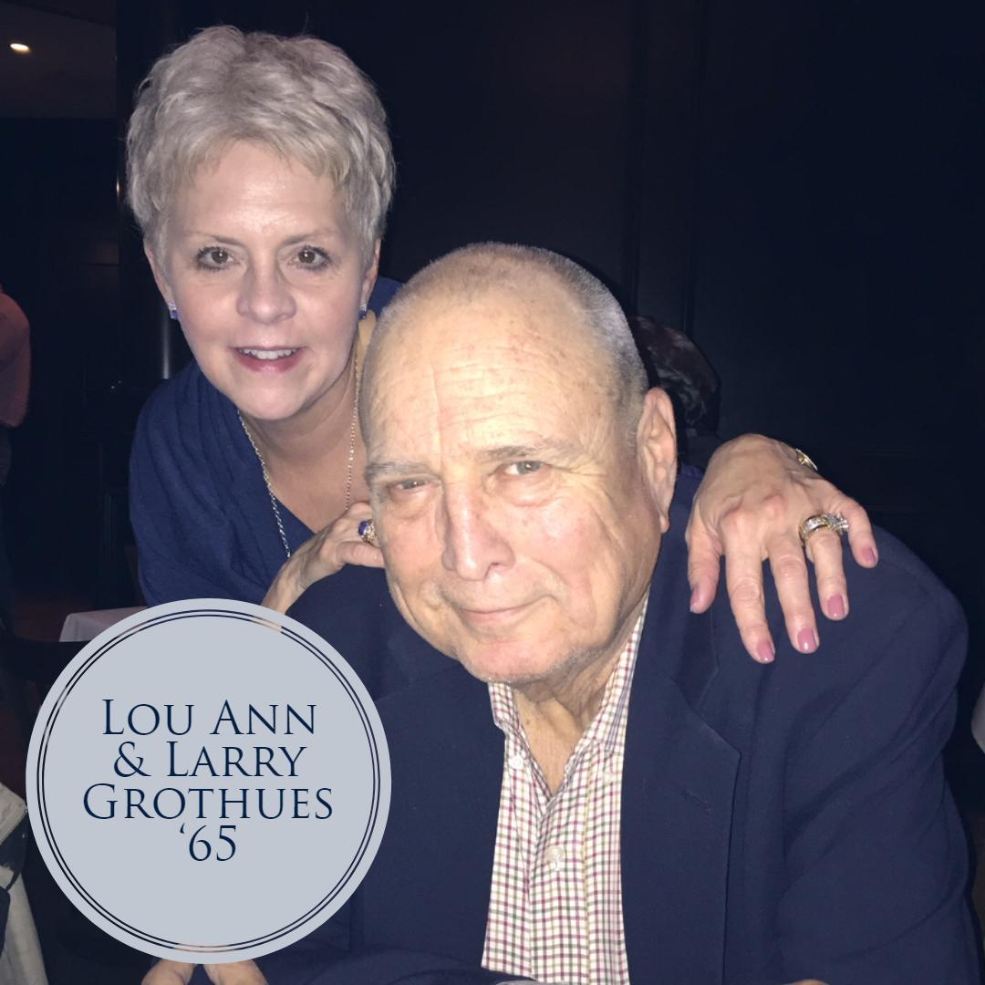 Lou Ann & Larry Grothues