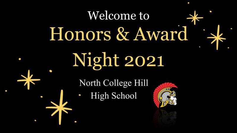 Awards night logo