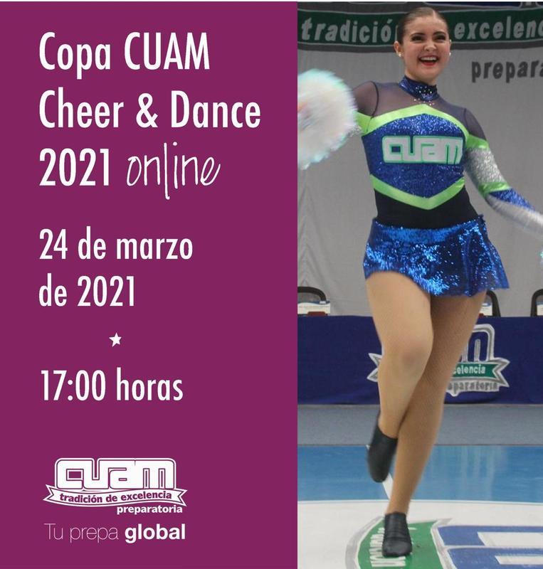 COPA CUAM CHEER & DANCE 2021 ONLINE Featured Photo