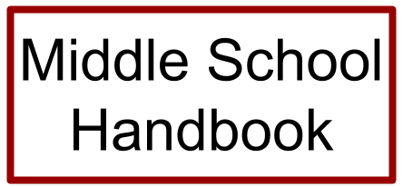 Middle School Handbook