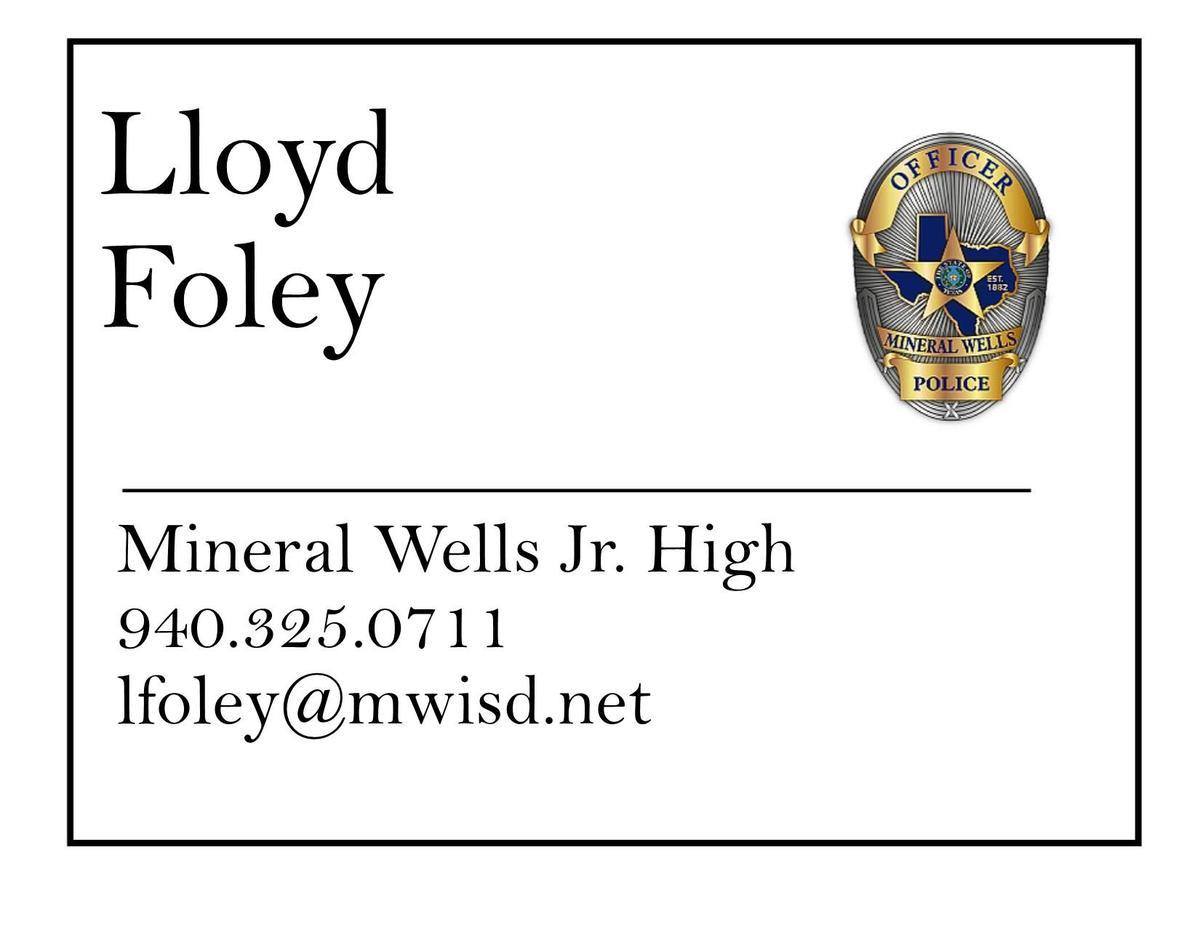 Officer Lloyd