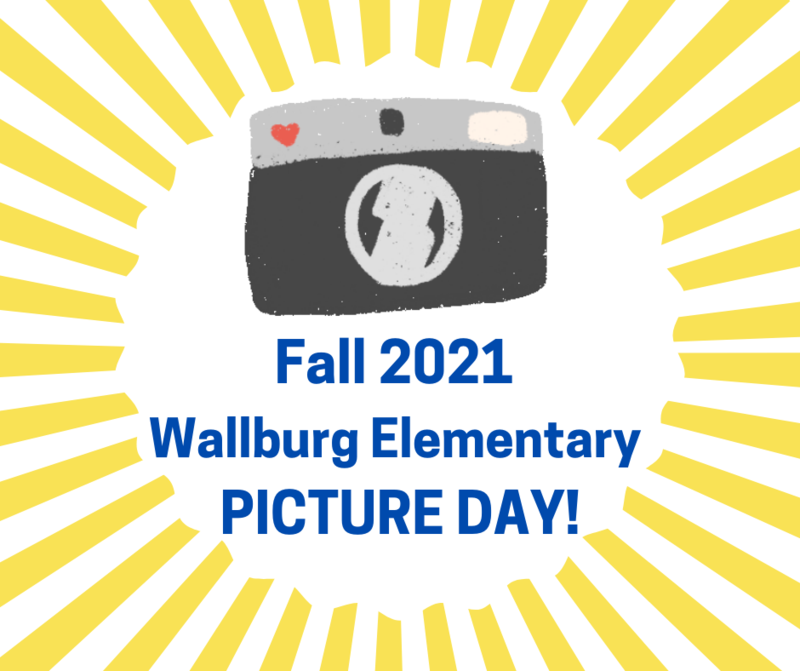 Fall Picture Day at WES