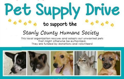 Awareness Club Holding Pet Supply Drive Featured Photo