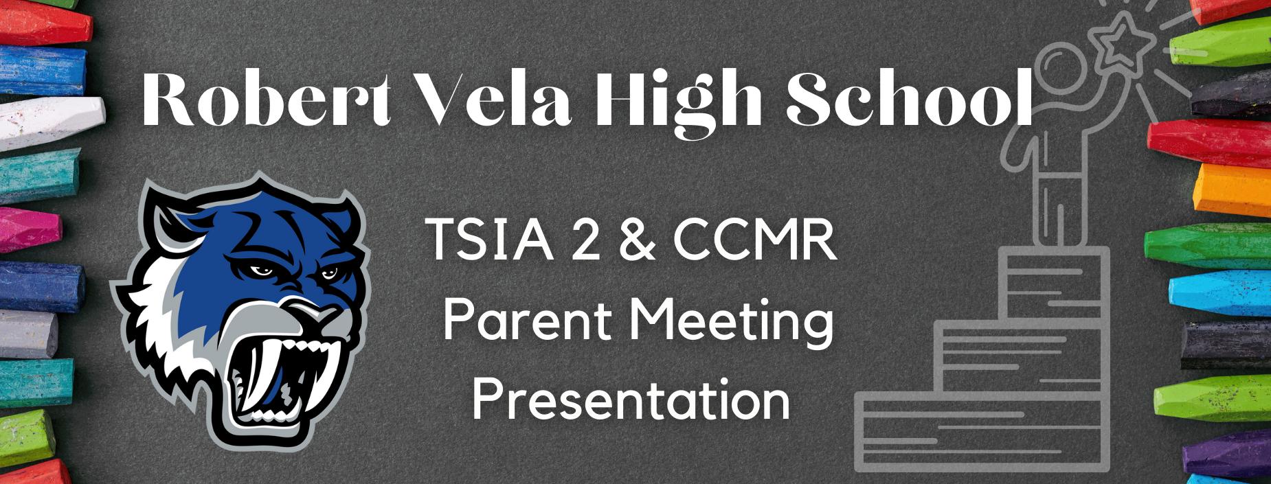 Parent Meeting Resources