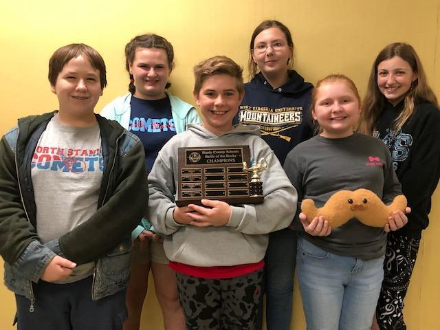 Battle of the Books Featured Photo