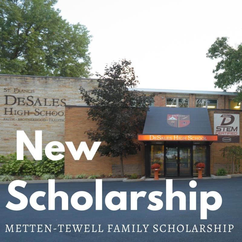 Metten Tewell Scholarship