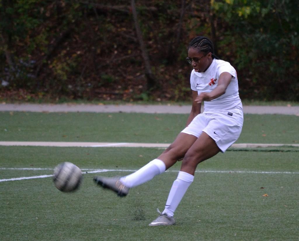 JV Girls' Soccer vs Allderdice - 100917