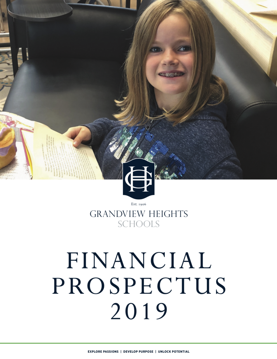 Financial Prospectus Cover 2019