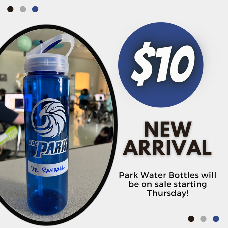 New Arrival: Park Water Bottles Featured Photo