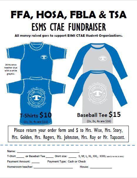 CTAE Fundraiser Featured Photo