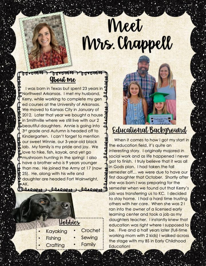Mrs. Chappell