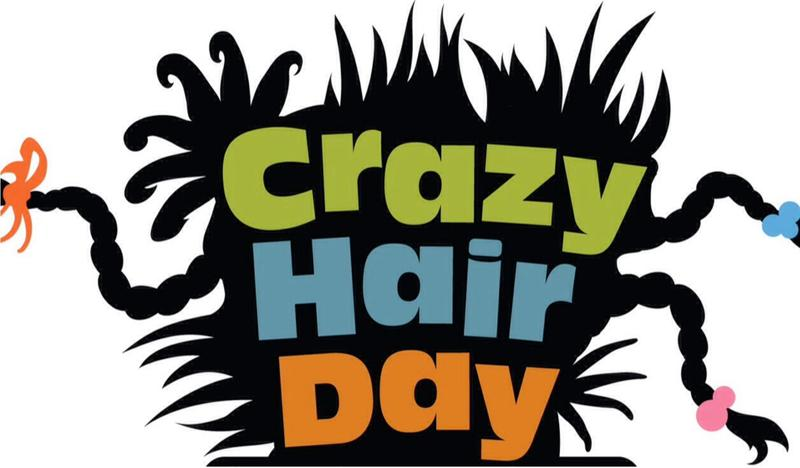 Spirit Day: Crazy Hair Day! September 29th Featured Photo