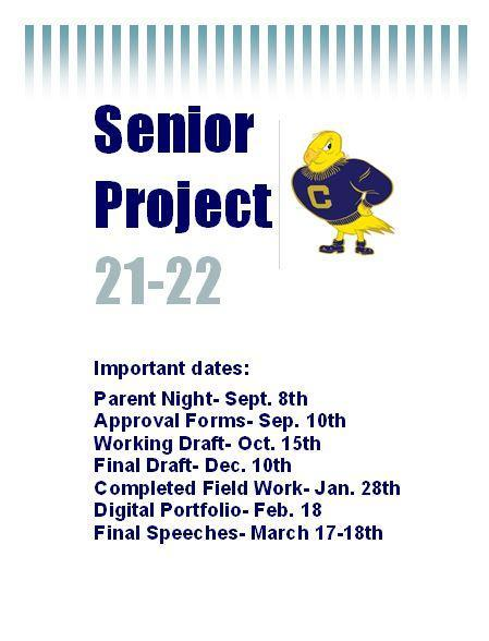 Senior Project 21-22