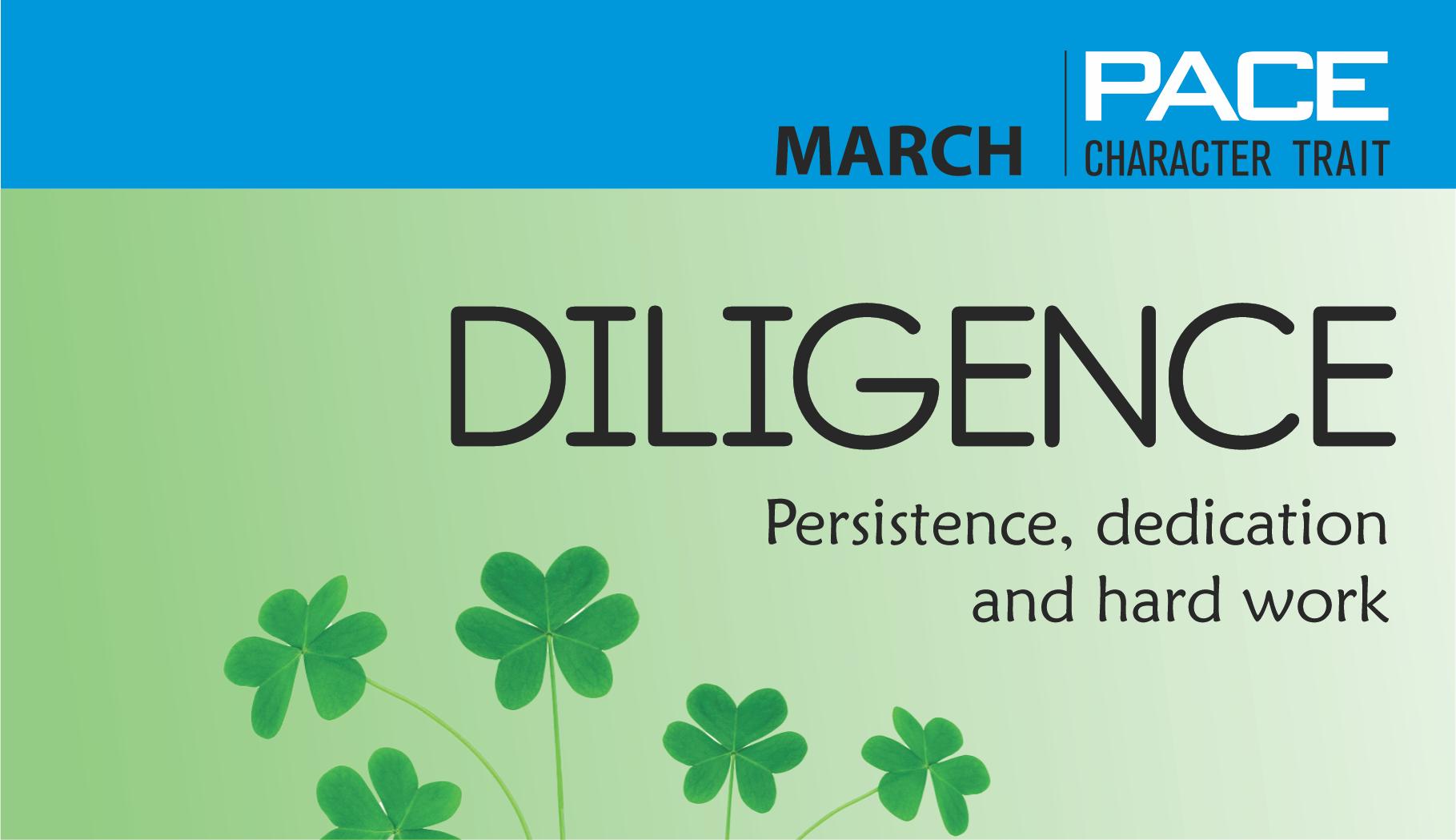 PACE March Trait Diligence