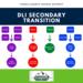 DLI Secondary Transition graphic