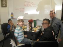 principal lunch