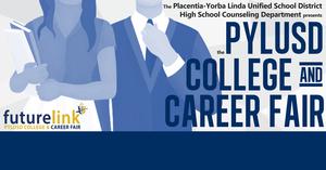 PYLUSD College and Career Fair.