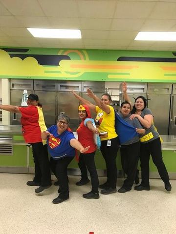 Primary Super Hero Day