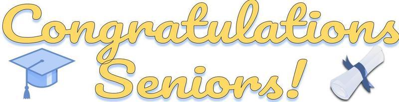 Congratulations Seniors 2020! Featured Photo