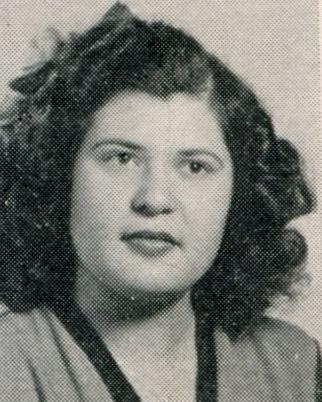 Margarita Talamantes, Senior Yearbook