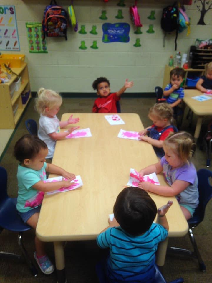 little chiefs in school