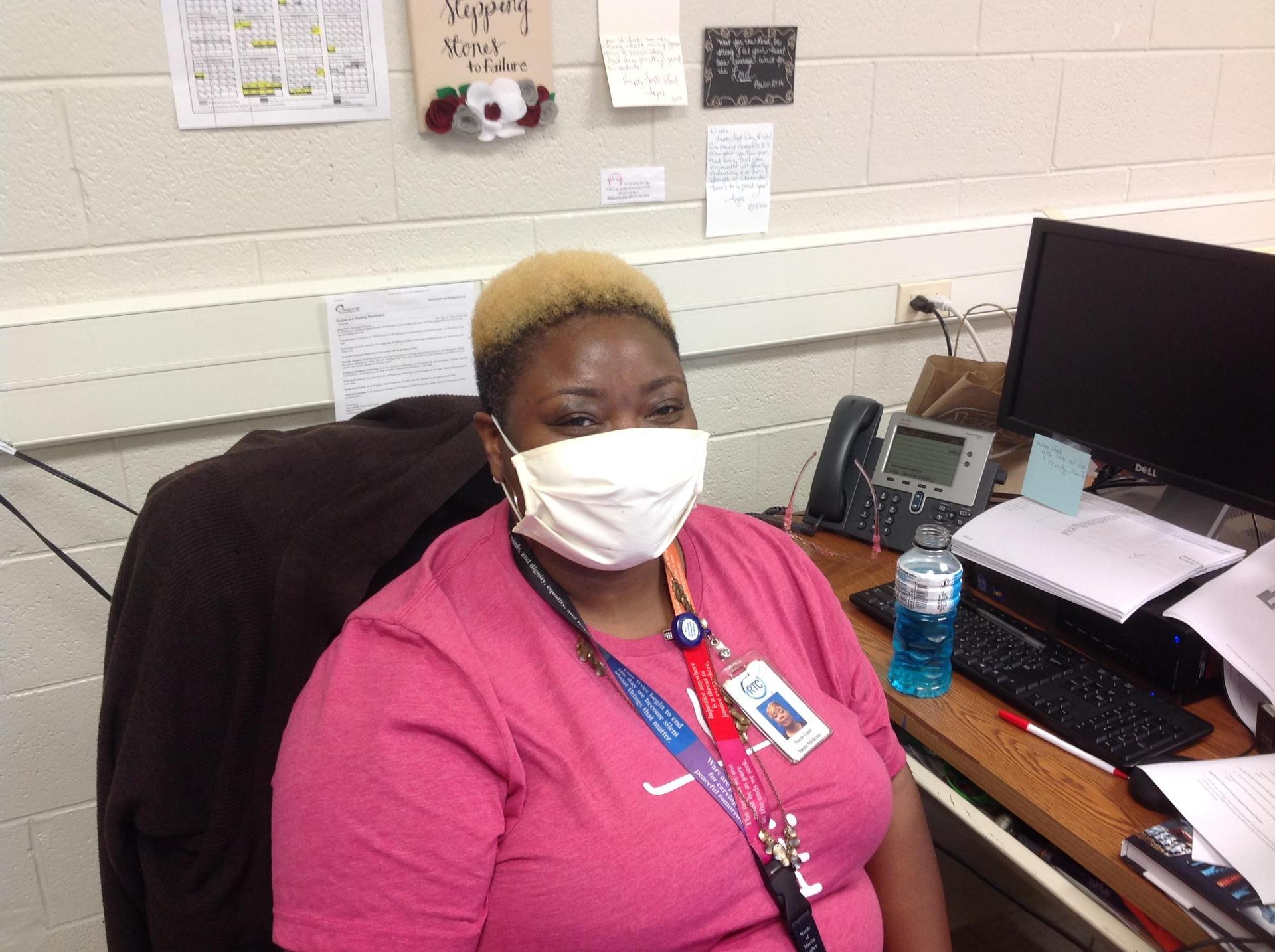 Mrs. Gantt