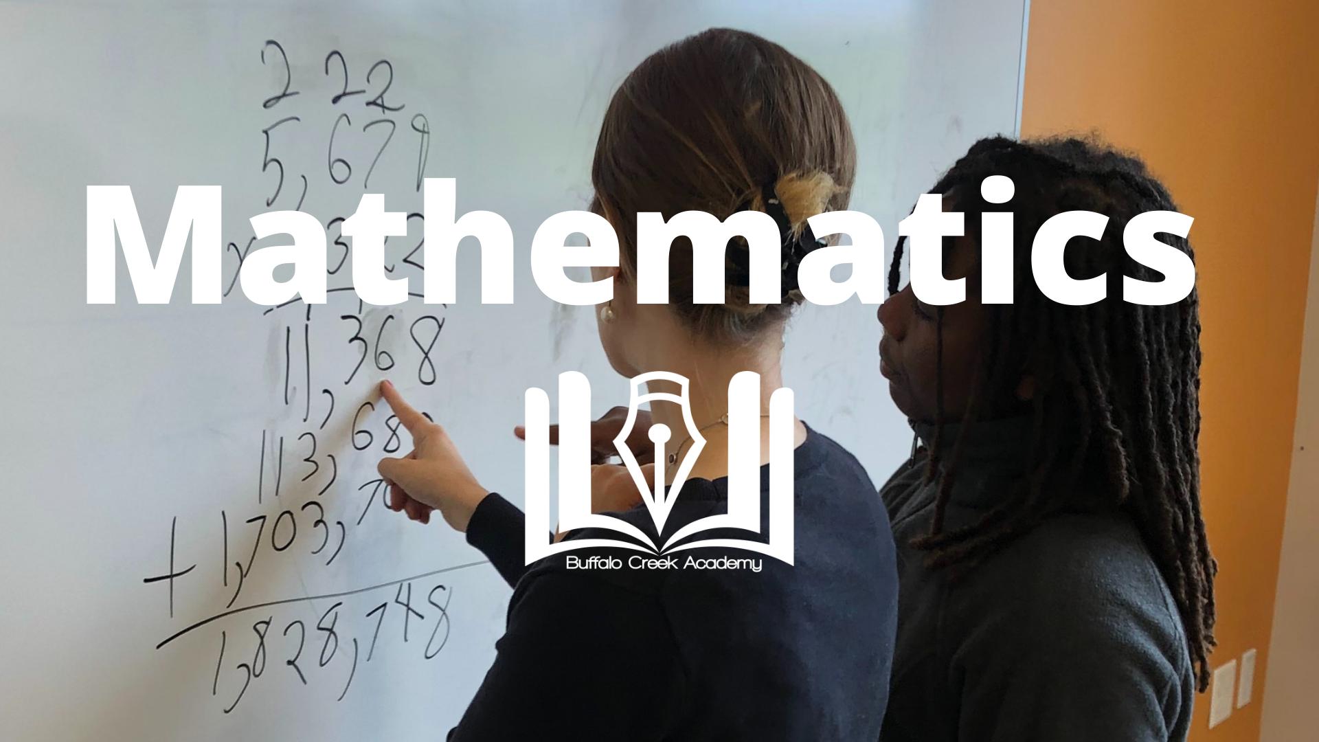 BCA Mathematics