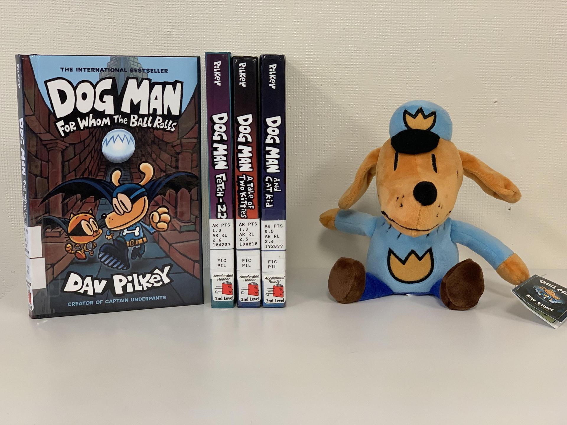 Dogman Books