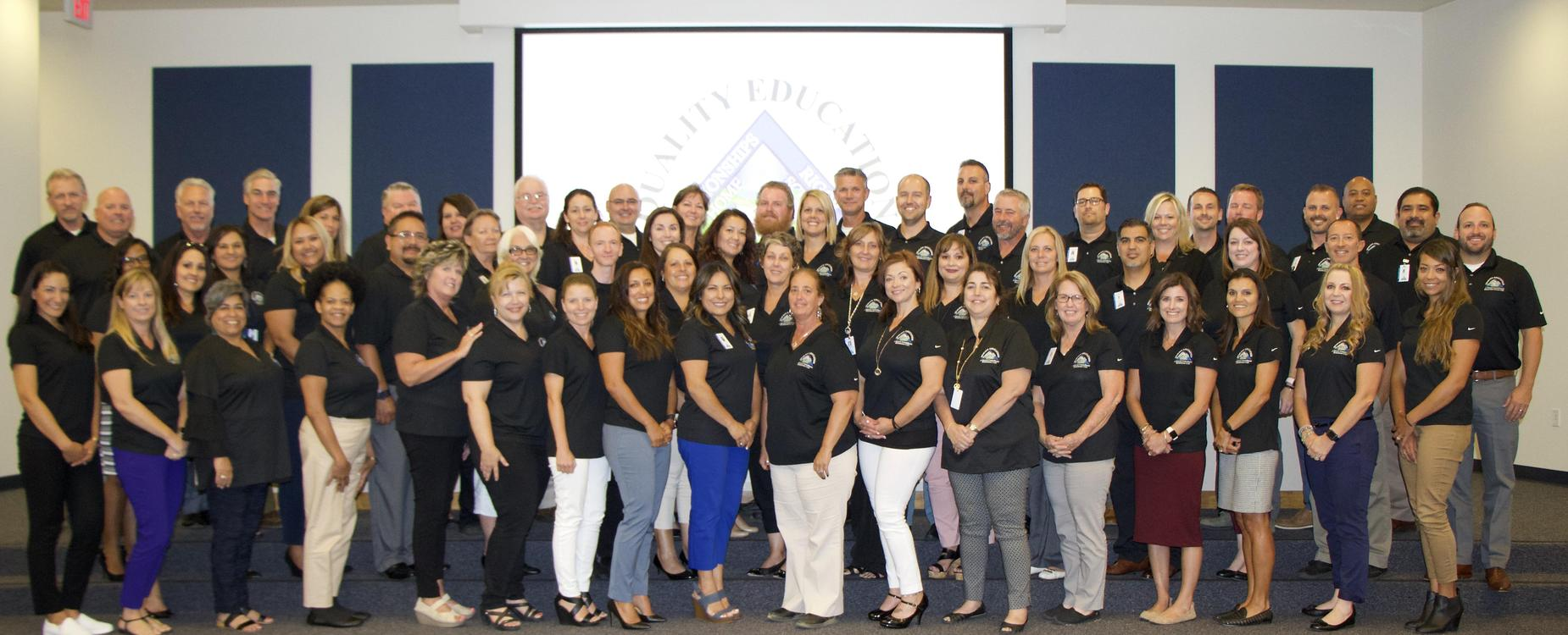 Beaumont USD Leadership Team