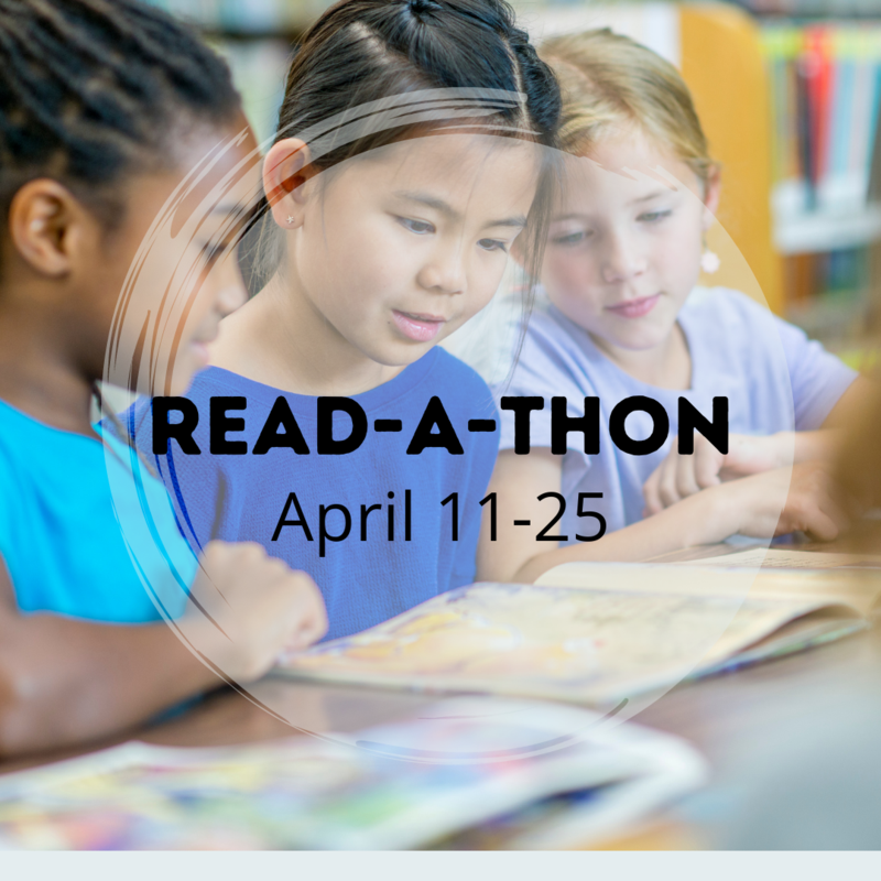 Join our Read-a-thon today! Featured Photo