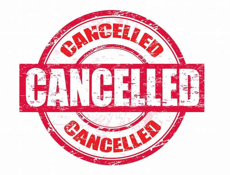 All Events Between March 16 and April 19 are Cancelled Featured Photo