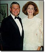 Senator and Mrs. Bob Graham