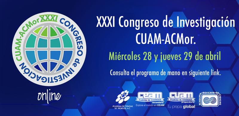 XXXI Congreso CUAM-ACMor