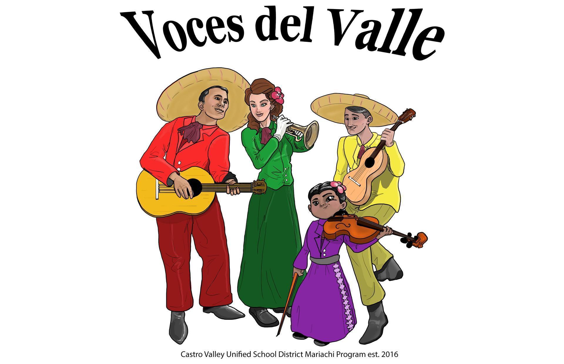 Voces Del Valle Logo