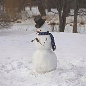 snowman cellphone
