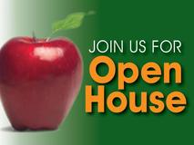 Open House August 29th, 4:30 - 7:30 pm