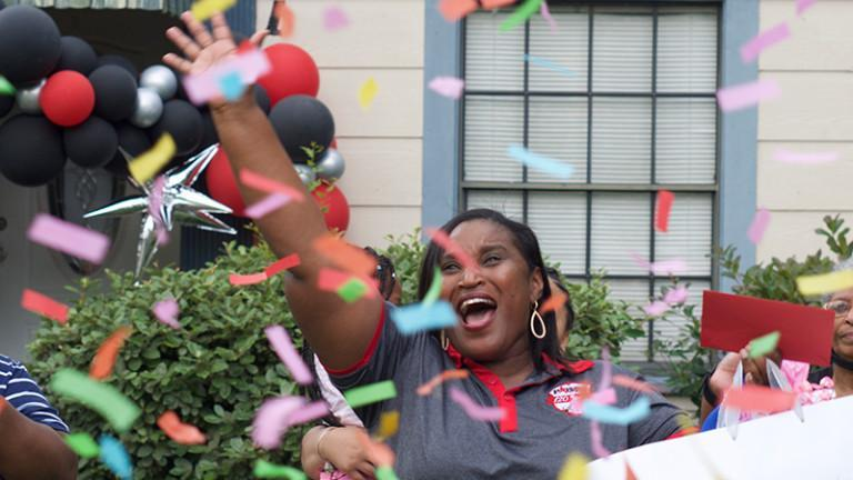 Teachers of the Year surprised, celebrated by Port Arthur ISD Featured Photo