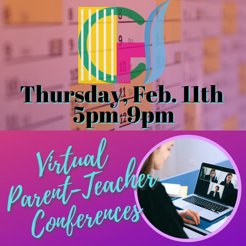 Virtual Parent-Teacher Conferences Featured Photo