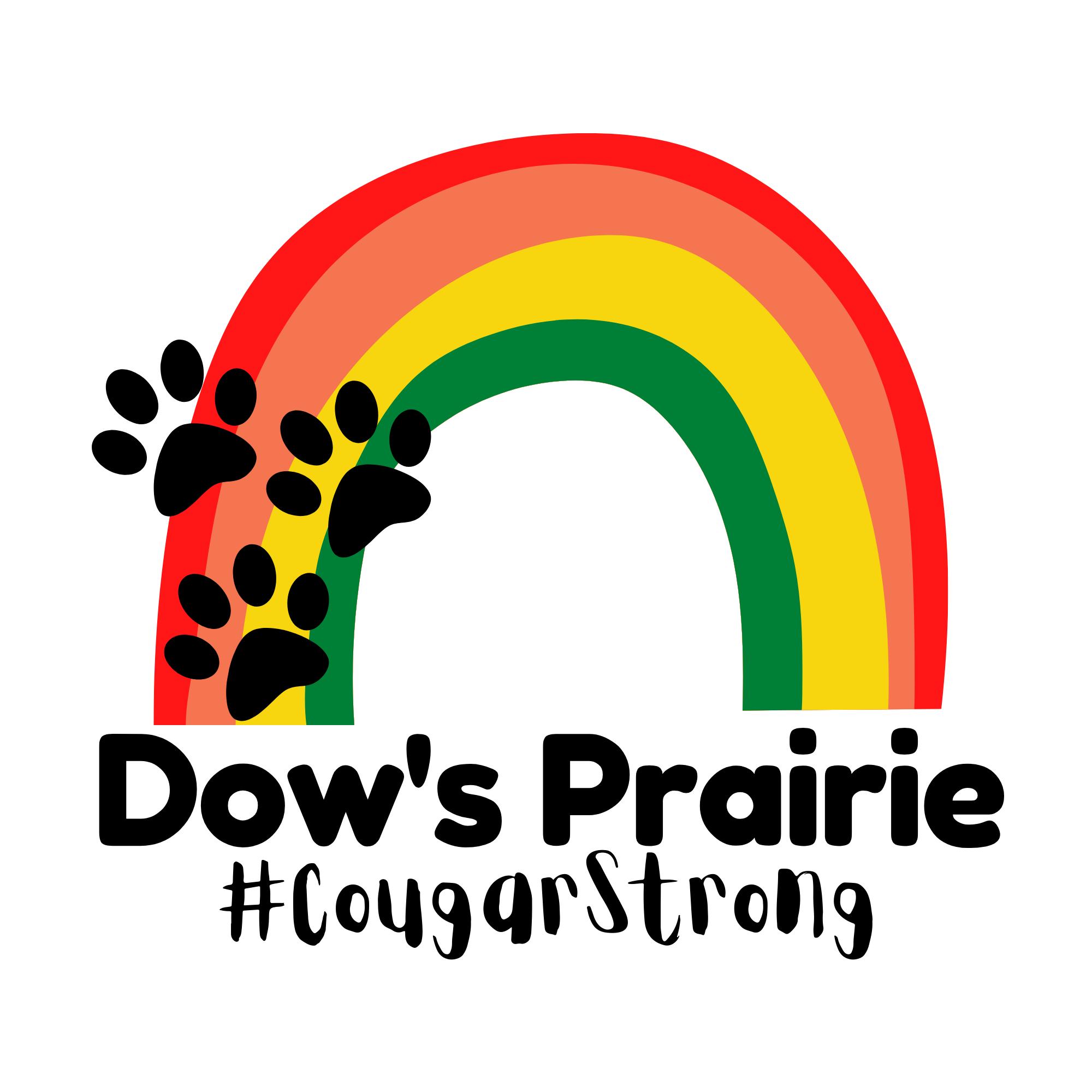 Dow's Rainbow Logo