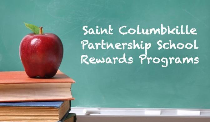 Help Support Saint Cols through School Rewards Programs Featured Photo