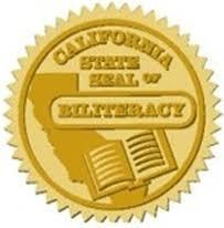 California Biliteracy Seal