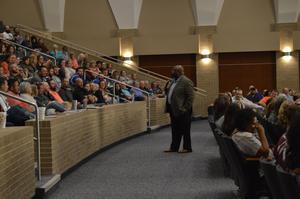 Speaker Rick Rigsby
