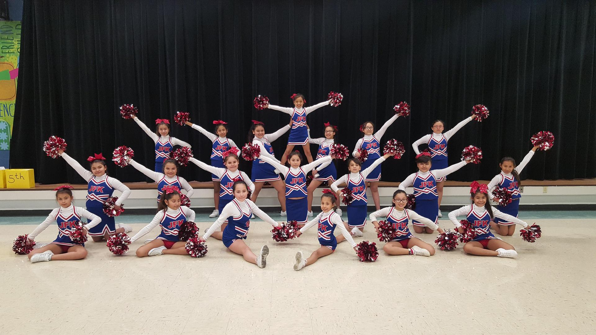 Cheer Club